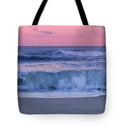 Evening Waves - Jersey Shore Tote Bag