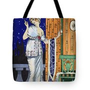Evening Wear From Costume Parisien Tote Bag