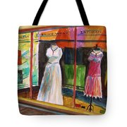 Evening Wear Tote Bag