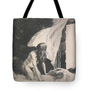 Evening Wind Tote Bag