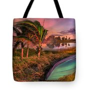 Evening's Kiss Tote Bag