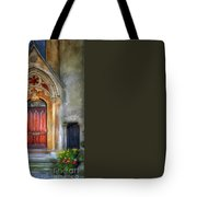Autumn Evensong Tote Bag