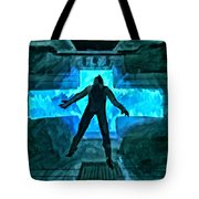 Event Horizon Tote Bag