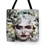 Ever So Distant Tote Bag