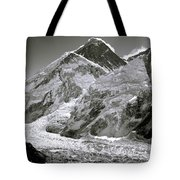 Everest Sunrise Tote Bag