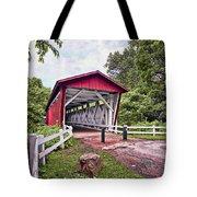 Everett  Bridge Tote Bag