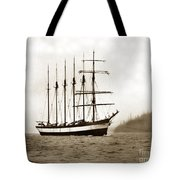Everett G. Griggs Sailing Ship Washington State 1905 Tote Bag