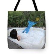 Everglades City Florida Mermaid 017 Tote Bag