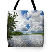 Everglades Lake - 0278 Tote Bag
