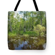 Everglades Lake Tote Bag