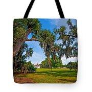 Evergreen Plantation II Tote Bag by Steve Harrington