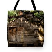 Evergreen Plantation Slave Quarters Tote Bag
