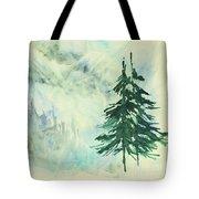 Evergreen Tote Bag