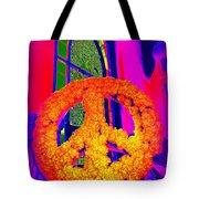 Everlasting Peace Tote Bag