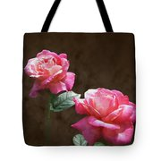 Everlasting Roses Tote Bag