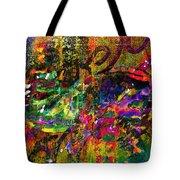 Evermore Graffiti Tote Bag
