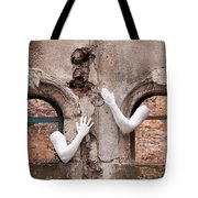 Every Hand Goes Searching For Its Partner 02 Tote Bag