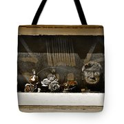 Every Picture Tells A Story Tote Bag