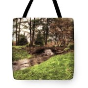 Every Tear Drop Is A Waterfall Tote Bag