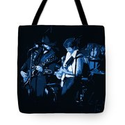 Everyday Blues With Marshall Tucker Tote Bag