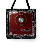 Everyday Miracle - Time - Splash Tote Bag