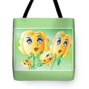 Everyone Loves Roses 2 Tote Bag