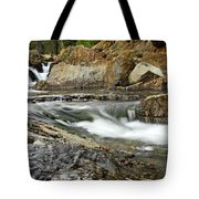 Everything Flows Tote Bag