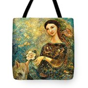Eve's Orchard Tote Bag
