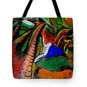 Evil Aloe Vera Tote Bag