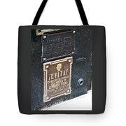 Evita Burial Vault Tote Bag