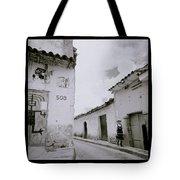 The Life Of Cuzco Tote Bag