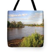 Ewaso Nyiro River Tote Bag