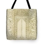 Example Of A Turkish Chimney Tote Bag by Jean Francois Albanis de Beaumont