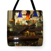 Excalibur Reflection Tote Bag