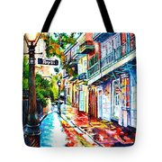 Exchange Alley Tote Bag