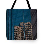 Exchange Place Tote Bag