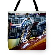 Exhaust Tote Bag