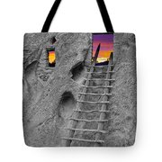 Exist Strategy Tote Bag