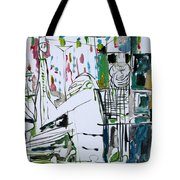 Exit Strategy Tote Bag