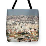 Exiting Lisbon By Plane Tote Bag