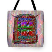 one flew over the cuckoo's nest Exotic Bird House   exquisite from NavinJOSHI Tote Bag