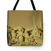 Exotic Egypt Tote Bag