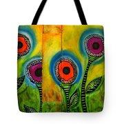 Exotic Halos - Wip Tote Bag