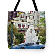 Exotic New Orleans Tote Bag