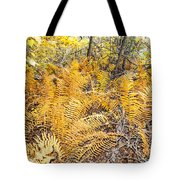 Exotic Plants Of The Dunes Tote Bag