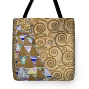 Expectation Preparatory Cartoon For The Stoclet Frieze Tote Bag