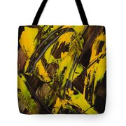 Expectations Yellow Tote Bag