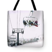 Experience Seven Springs Tote Bag