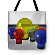 Experimental Reflections Tote Bag