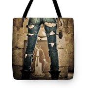 explosive Girl Power Tote Bag